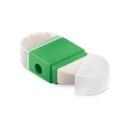 Picture of COMBINATION SHARPENER AND ERASER in 1