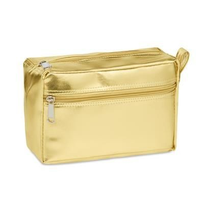 Picture of COSMETICS BAG in Shiny PVC