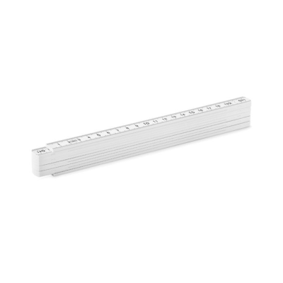 Picture of FOLDING CARPENTERS RULER 2 METRE MADE OF FIBERGLASS