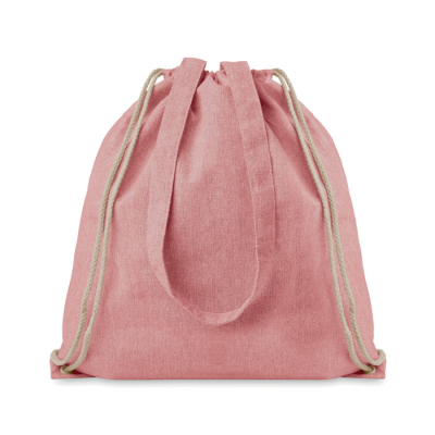 Picture of RECYCLED FABRIC 2 FUNCTION BAG