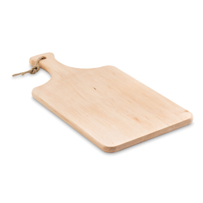 Picture of CUTTING BOARD with Handle & Cord Hanger