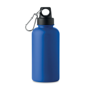 Picture of SINGLE WALL PE BOTTLE with Carabiner