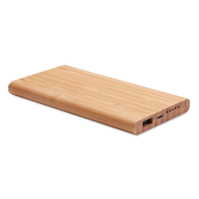 Picture of CORDLESS POWER BANK in Bamboo