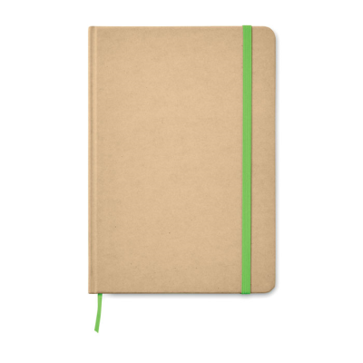 Picture of A5 NOTE BOOK RECYCLED CARTON