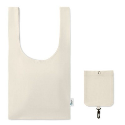 Picture of LARGE FOLDING SHOPPER TOTE BAG GRS