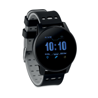 Picture of BLUETOOTH LOW-ENERGY SPORTS SMART WATCH with Silicon Strap
