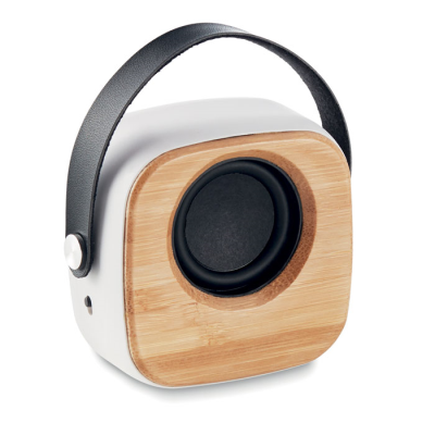 Picture of SPEAKER 3W with Bamboo Front