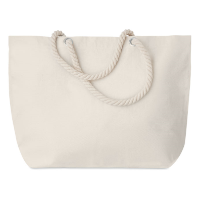 Picture of BEACH BAG with Cord Handle
