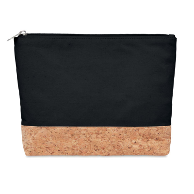 Picture of CORK & COTTON COSMETICS BAG