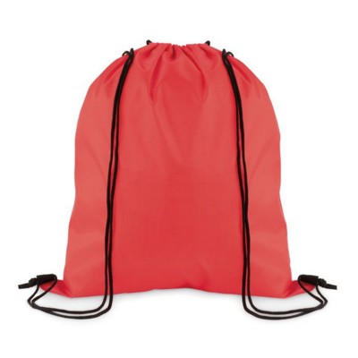 Picture of DRAWSTRING BAG in 210d Polyester