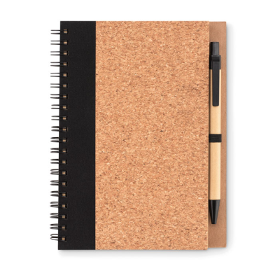 Picture of CORK COVER NOTE BOOK