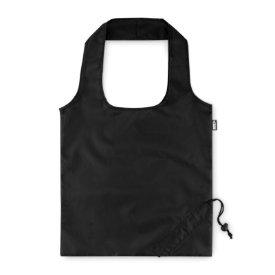 Picture of FOLDING RPET SHOPPER TOTE BAG