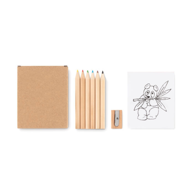 Picture of COLOURING SET