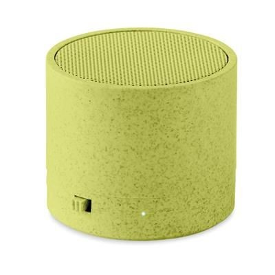 Picture of 3W SPEAKER in Wheat Straw & Abs