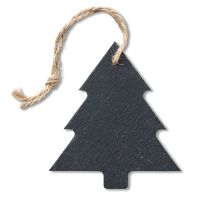Picture of SLATE XMAS HANGER TREE