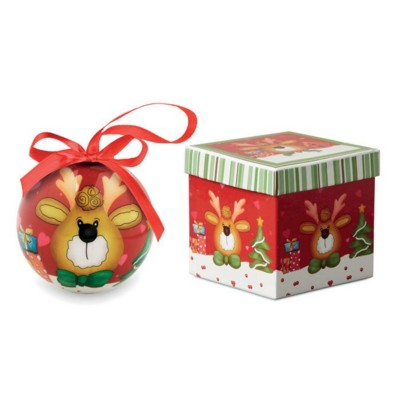 Picture of CHRISTMAS BAUBLE in Gift Box
