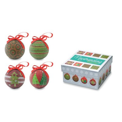 Picture of CHRISTMAS BAUBLE SET