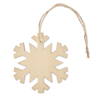 Picture of SNOWFLAKE TREE HANGER