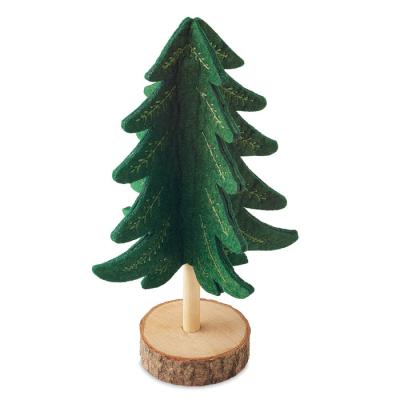 Picture of FELT TREE DECORATION