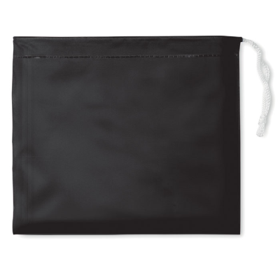 Picture of RAINCOAT in Pouch in Black