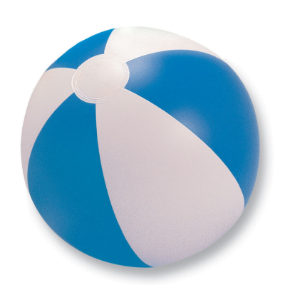Picture of INFLATABLE BEACH BALL in Blue