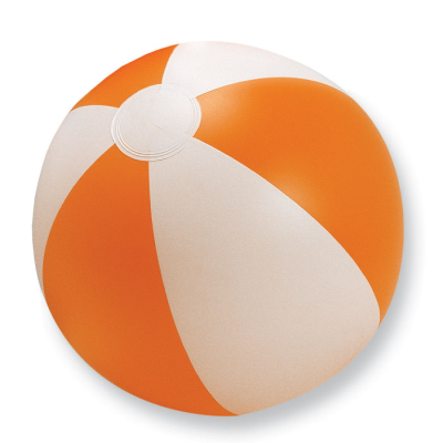 Picture of INFLATABLE BEACH BALL in Orange