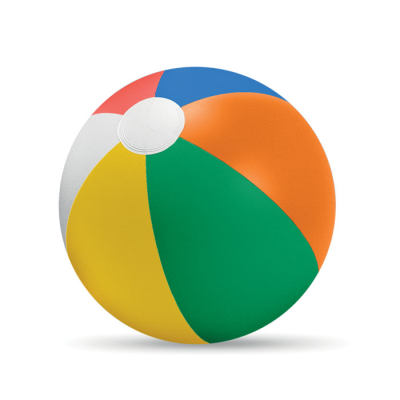 Picture of INFLATABLE BEACH BALL in Multicolour