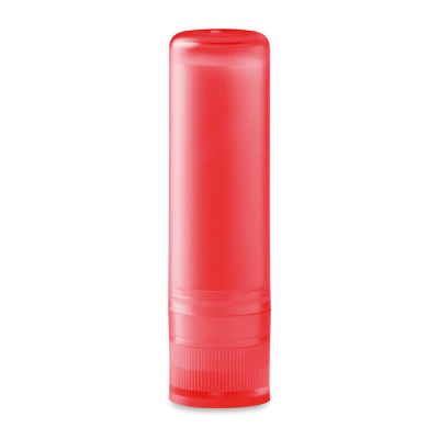 Picture of LIP BALM in Transparent Red