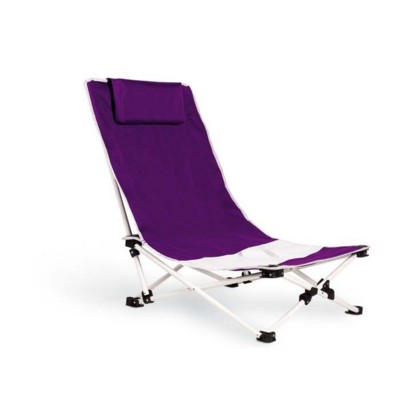 Picture of CAPRI BEACH CHAIR with Steel Frame in Purple