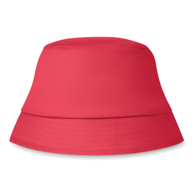 Picture of COTTON SUN HAT 160 GR & M² in Red