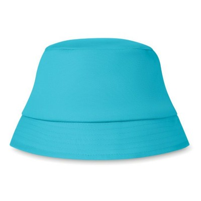 Picture of COTTON SUN HAT 160 GR & M² in Turquoise