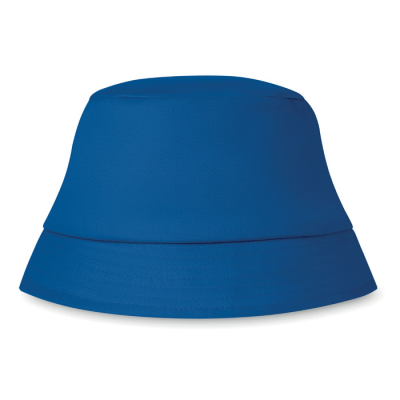 Picture of COTTON SUN HAT 160 GR & M² in Royal Blue