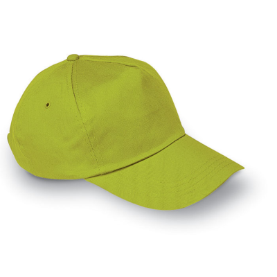 Picture of BASEBALL CAP in Lime
