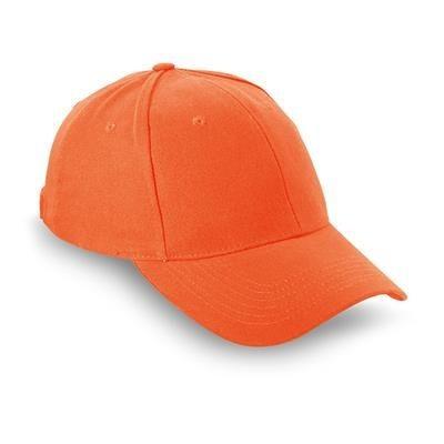 Picture of BASEBALL CAP in Orange