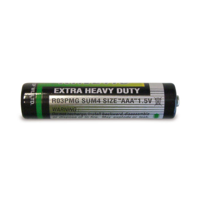 Picture of BATTERY TYPE UM4 (AAA) B1884 KC1806