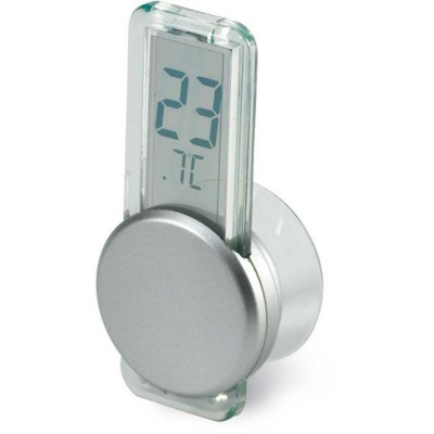 Picture of LCD THERMOMETER with Suction Cup in Silver