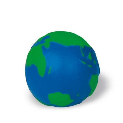 Picture of GLOBE STRESS BALL in Blue & Green
