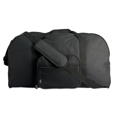 Picture of SPORTS OR TRAVEL BAG in Black