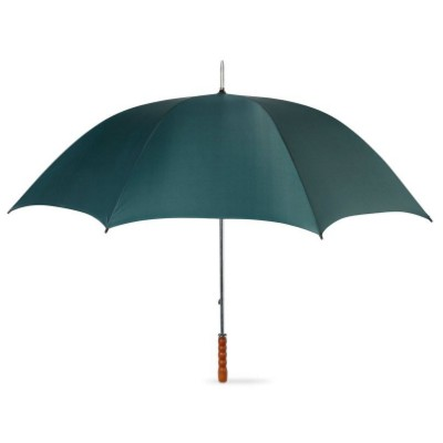 Picture of GOLF UMBRELLA with Wood Grip in Green
