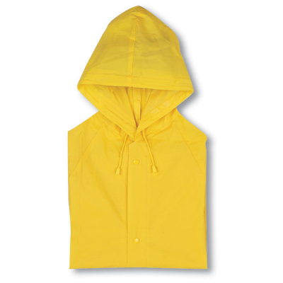 Picture of RAIN COAT in Yellow