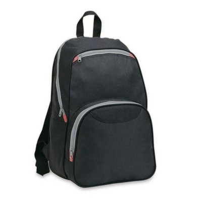 Picture of BACKPACK RUCKSACK with Outside Pockets