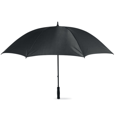 Picture of WINDPROOF UMBRELLA with Foam Grip in Black