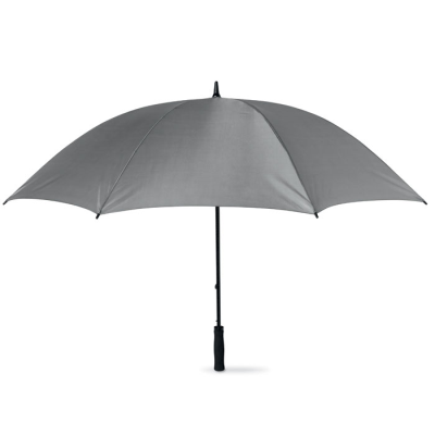 Picture of WINDPROOF UMBRELLA with Foam Grip in Grey