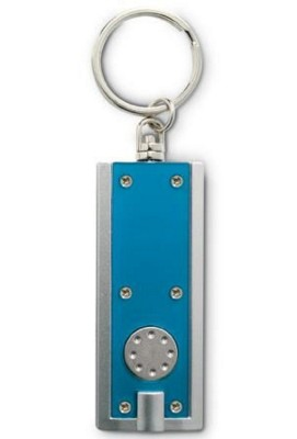 Picture of LED TORCH KEYRING in Translucent Blue
