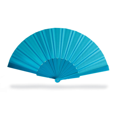 Picture of CONCERTINA HAND FAN in Blue