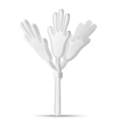 Picture of HAND CLAPPER in White