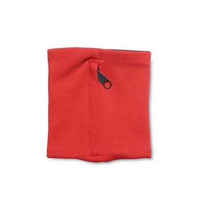 Picture of PRORUN ELASTIC WRIST PURSE in Red
