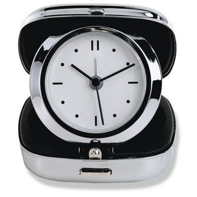 Picture of METAL TRAVEL ALARM CLOCK