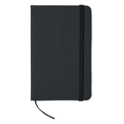 Picture of 96 PAGE NOTE BOOK with Lined Paper in Black
