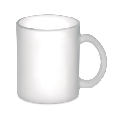Picture of GLASS SUBLIMATION MUG 300ML